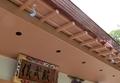 西野神社 儀式殿の風鈴