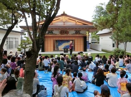 令和元年8月 西野神社 七夕まつり