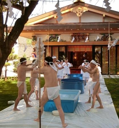 令和元年9月 西野神社 禊祓行事