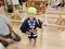 子供神輿の練習風景