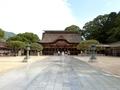太宰府天満宮の拝殿
