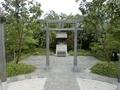 博多駅屋上の鉄道神社