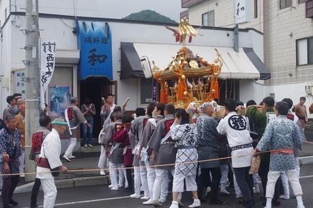 令和元年 西野神社秋まつり(神輿渡御)