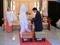 令和元年10月5日の神前結婚式(西野神社)