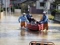 令和元年 台風19号被災地での救助活動