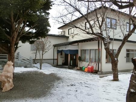 令和元年 年末の西野神社社務所