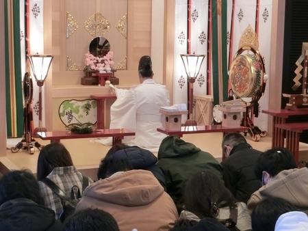 令和元年12月 西野神社 師走大祓式
