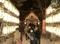 令和2年正月 西野神社 元旦の境内