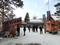 令和2年 西野神社 三が日境内の様子