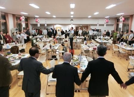 令和2年 西野神社合同新年会
