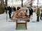 令和2年 西野神社 古神札焼納祭(準備)