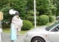 西野神社 車祓い
