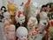 令和2年 西野神社人形供養祭の準備