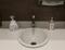 参拝者用トイレの手洗い