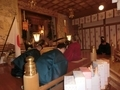 令和2年4月 春季例祭・新型コロナウイルス感染症流行鎮静祈願祭