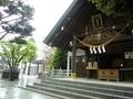 令和2年5月下旬 西野神社拝殿