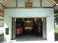 西野神社 神輿殿