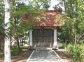 西野神社 旧神輿殿(解体済)