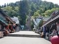 平成24年6月 会津旅行(飯盛山の山麓)