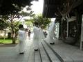 令和2年6月 西野神社 大祓式(茅の輪くぐり)