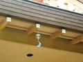 西野神社の風鈴(儀式殿)