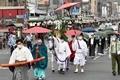 令和2年 祇園祭 渡御の様子