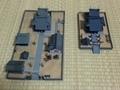 建物コレクション「神社」と「神社B」の比較