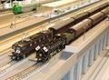 「ポポンデッタ 札幌イケウチ店」でのNゲージお召し列車の運転
