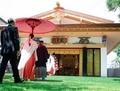 神前結婚式のイメージ写真(参進)