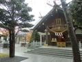令和2年11月中旬の西野神社境内