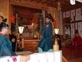 令和2年11月 西野神社 新嘗祭