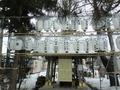 令和2年末の西野神社 奉納提灯
