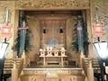 令和3年 西野神社三が日 社殿内