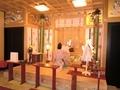 令和3年 西野神社三が日 儀式殿での御祈祷