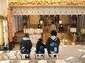 令和3年1月上旬 西野神社 社殿内