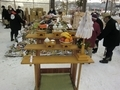 令和3年 西野神社 古神札焼納祭(準備中)