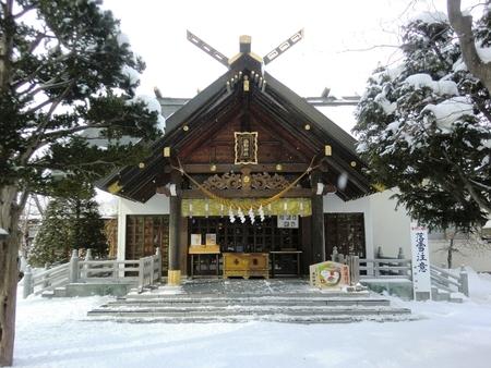 令和3年2月11日 西野神社 朝の風景
