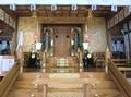 令和3年2月11日 西野神社 社殿内
