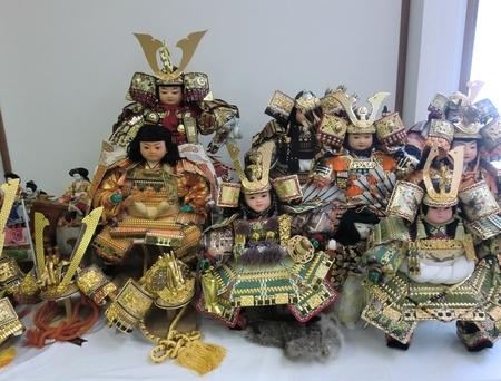 令和3年3月 人形供養祭の準備
