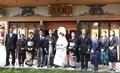 神前結婚式 集合写真