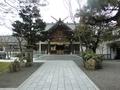 令和3年4月25日 西野神社 社殿