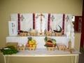 上棟祭の祭壇