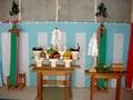 西野神社神輿殿 上棟祭
