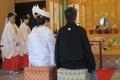 令和3年5月2日 午前 神前結婚式