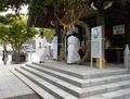 令和3年 西野神社 夏越大祓式(茅の輪くぐりの神事)