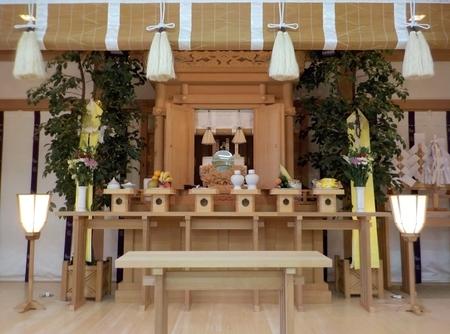 令和3年 西野神社祖霊殿 夏季霊祭