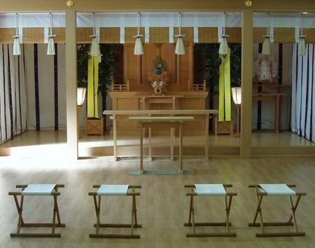 西野神社 祖霊殿 (人形供養仕様)