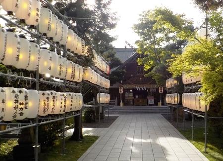 令和3年 西野神社秋まつり 前日