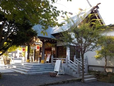 令和3年9月 西野神社 秋まつり(拝殿)