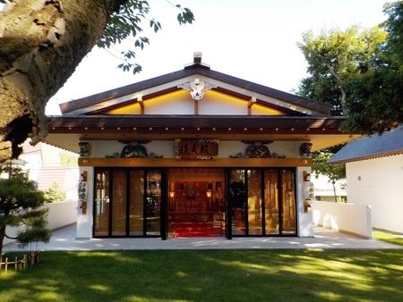 令和3年9月 西野神社 秋まつり(儀式殿)